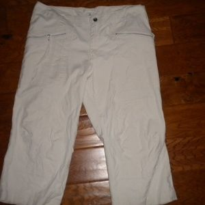 Banana Republic Women Size 16 Capris